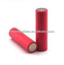 UR18650FM 2600mAh Rechargeable 3.7V 18650 Li-Ion Laptop Battery, Li-ion Battery for Tablet PC, Li-ion Camcorder Battery
