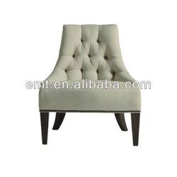High End Star Hotel Bar Sofa with Fabric Design(EMT-C59)
