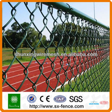 CE certificated PVC coated Chian Link Mesh Fence (On sale only today)