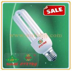 Hot Sale Ningbo Cixing 3U Energy Saving Light Bulb
