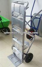 Foldable bottled water tray trolley Hand trolley