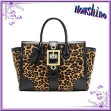 Alibaba China Supplier Top quality PU leather handbag women branded bag