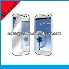 Mirror LCD Screen Guard for Samsung Galaxy I9300 S3