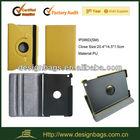 fashion yellow color case for ipad4/ipad2/ipad3/ipad mini