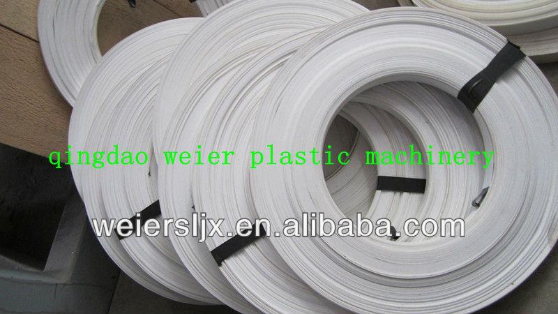 extruder machine plastic for pvc furniture edge banding machine