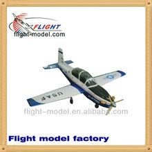 "Wholesale wood plane T-6A Texan 78.7"" 2012 new arrival Rc plane"