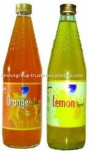 Lemon Squash, Orange Squash