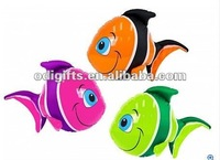 PVC air Kids Clown Fish Toy Inflatable inflatable animals