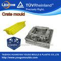 De China de moldes de inyección de plástico para caja de leche