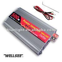 WELLSEE Car power inverter WS-IC500 500W