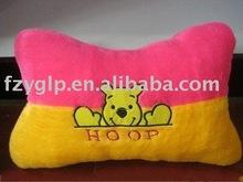 Children gift bedding super soft plush cushion