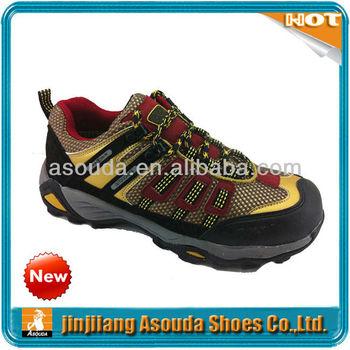 2015 new design men hiking shoes