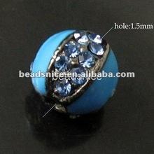 Beadsnice New style large rhinestone ball beads