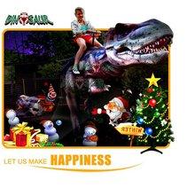 Simulation dinosaur for Christmas decoration