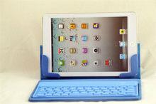 keyboard case for mini ipad,2013 highlight design leather case for ipad mini