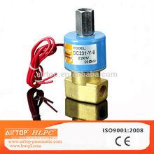 DC231-Y-8 Series Solenoid Valves,electric water valve, water latching solenoid valve