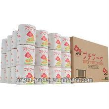Eltra soft white toilet paper tissue