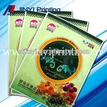Multilayer printing plastic herbal incense bags
