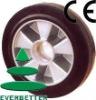 EBT-SRW25 Solid rubber wheel
