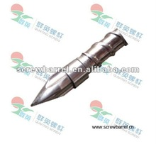 nitrided 38crmoala screw barrel for plastic injection molding machine