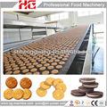 Hg melhor preço fábrica de gás/electricidade máquina do biscoito