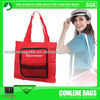 foldable zipper tote bag,foldable recycle bag,foldable non woven bag