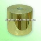 Gold / Yellow Brand Aluminium Foil Roll