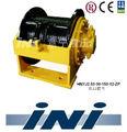 Treuil hydraulique 3 tonnes de brevet invention INI