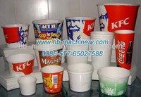 High Speed Paper Bowl Forming/Making Machine Price