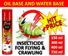 Oil Base Insecticide Spray