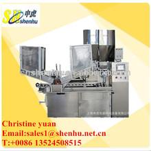 gluewater adhesive sealant tube filling and sealing machine