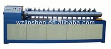 Multi knives paper core tube cutter machines JS-A3 JINSHEN made in China