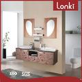 2014 moderno de acero inoxidable de cuarto de baño de la vanidad- pf1310