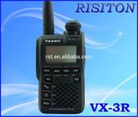 YAESU/VERTEX VX-3R DUAL BAND UHF/VHF Handheld Two Way Radio Transceiver