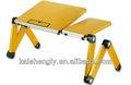 De ângulo ajustável laptop mesa/bandeja de cama
