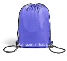 Drawstring ripstop nylon bag