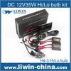 High quality hid sets H1, H4, H7, H8, H11, 9005, 9006,9004, 9007, H139006 car headlight hid xenon kit