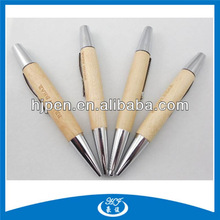 2015 Classic Style Charming Series Wood Ball Pen,Wood Pen
