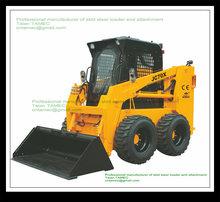 JC70X skid steer loader,75hp,1000kgs