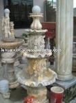 Stone Fountain Garden