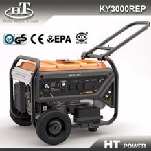 6kw power electric portable gasoline generator