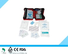 Outdoor hot sell best first aid kits (FDA & CE approval)
