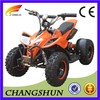 Hot-sale CE proved 4-wheel 36V500/800W/1000W foot pedal switch with front & reverse gear cool Electric ATV for Kids, CS-E9053