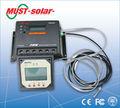 <MUST Solar>Chaude meilleur mppt 12v contrôleur pwm 24v 48v 10a 20a 30a 40a 50a 60a pwm. régulateur de charge solaire