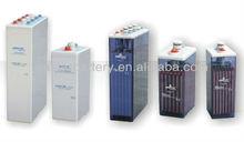 High Quality Tubular Solar Battery OPZS Battery 2V 1000Ah