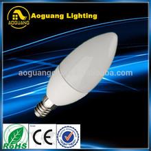 LED candle light LED candle bulb C35 E14 E27
