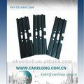 Herstellung bodenplatten 800mm/geschmiedet maschinen Teile/trackpad für bagger und bulldozer