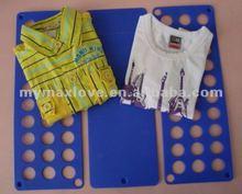 magic adjustable household shirt clothes clothing flip folder/fold board Miraclefold Laundry