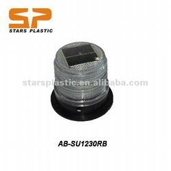 LED solar strobe beacon AB-SU1230RB