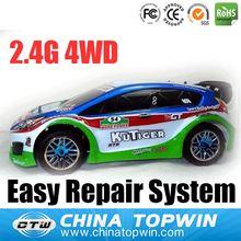 1:10 Scale Nitro Powered Rally Car jaguar car model